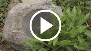 How to add and setup Outdoor Speakers
