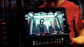 "Behind the Scenes - Eminem Jimmy Kimmel Live ""Venom"" Performance – Presented by Google Pixel 3"