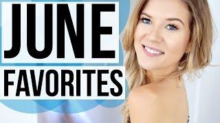 June Favorites: Clothes, Makeup, MY NEW SHOW!
