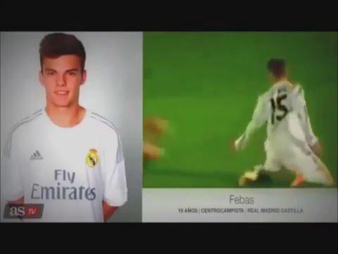 مستقبل ريال مدريد بيد هذا الخماسي ●HD 2016