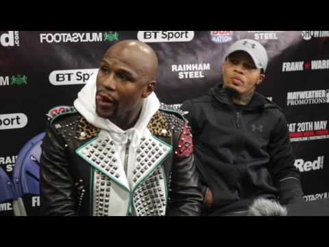 BREAKING NEWS! -FLOYD MAYWEATHER  CONFIRMS 'WERE ARE VERY CLOSE TO FINALISING CONOR McGREGOR FIGHT'