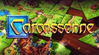 Carcassonne: Tiles & Tactics - Jon vs Claire