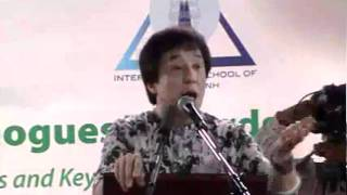 Jackie Chan at ISPP facilitated by the International Peace Foundation