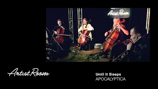Apocalyptica - Until It Sleeps (Live) - Genelec Music Channel