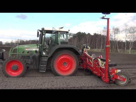 Agricola Italiana: produzione seminatrici pneumatiche
