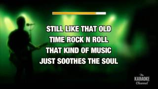 "Old Time Rock & Roll In The Style Of ""Bob Seger & The Silver Bullet Band"" (with Lead Vocal)"