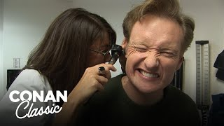 Conan Goes To The Doctor -