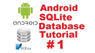 Android Sqlite Database Tutorial 1 Introduction Creating Database And Tables Part 1