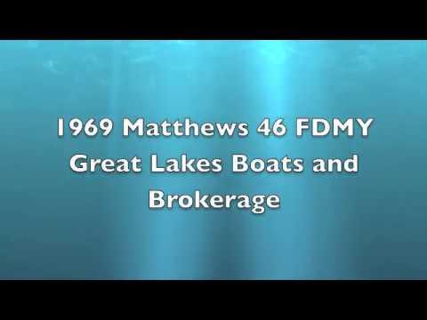 Matthews 46 FDMY (SRG) video