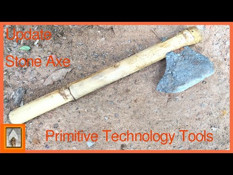 Survival: How to Build A Stone Axe