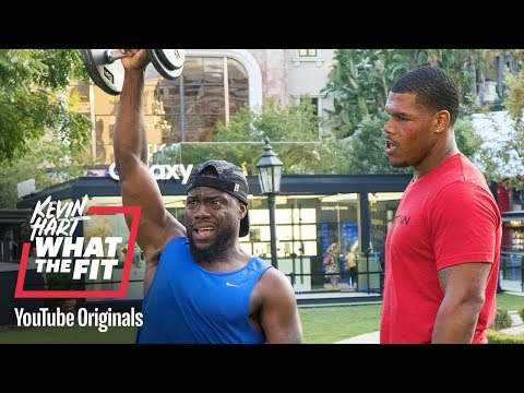 Lift, Laugh, Last | Kevin Hart: What The Fit | Laugh Out Loud Network mp3