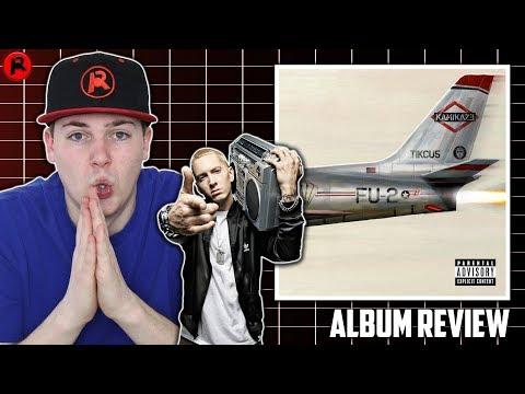 EMINEM – KAMIKAZE | ALBUM REVIEW