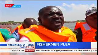 Fishermen from Budalangi constituency decry harassment by Ugandan police