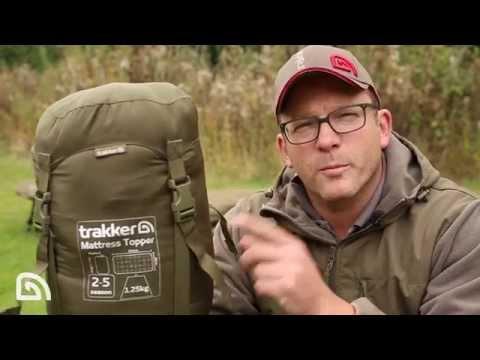 Trakker MATTRESS TOPPER - Ágymatrac videó