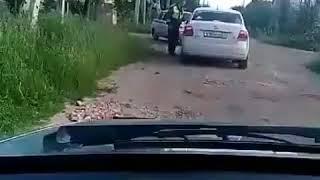 В Новочебоксарске водитель не остановился по требованию ГИБДД