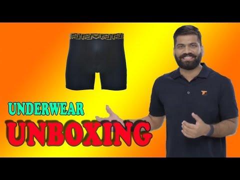 Technical Guruji UNDERWEAR Unboxing || TECHNICAL UNDERWEAR AND CHAPPAL