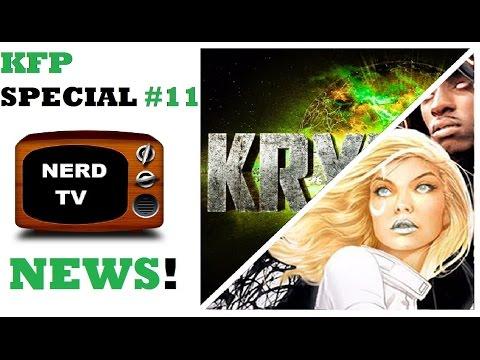 KFP Special #11: Nerd TV News!