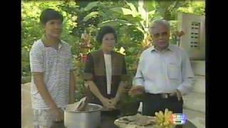 ม.ร.ว.ถนัดศรี สวัสดิวัตน์ เส้นทางไปเชียงตุง อาหารไทยทางภาคใต้