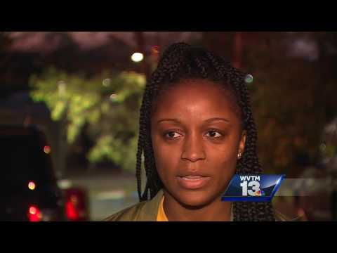 Kidnapping victim talks about arrest of suspect