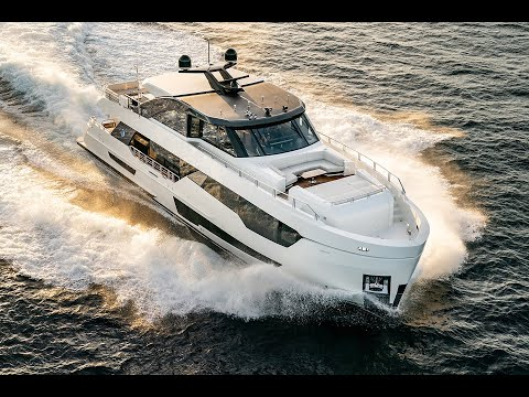 Ocean Alexander 90r as reviewed by Yachting Magazine