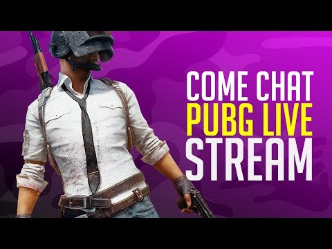 PUBG Squads on Xbox One X LIVE (Playerunknown's Battlegrounds)