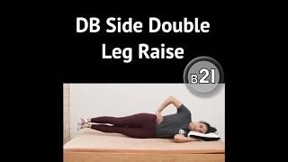 Side Double Leg Raise