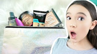 All YOU Will Need... Beginner Makeup Kit! FionaFrills - Video Youtube
