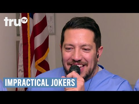 Impractical Jokers - Joe's Dental Disaster | truTV