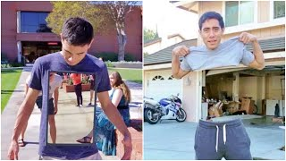 Video BEST Zach King Amazing Magic Compilation 2018 - Best Magic Trick Ever - Best Magic Show In The World MP3, 3GP, MP4, WEBM, AVI, FLV September 2019