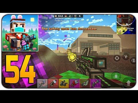 FPS Battle Royale Victory - Pixel Gun 3D New Update 16.4.0