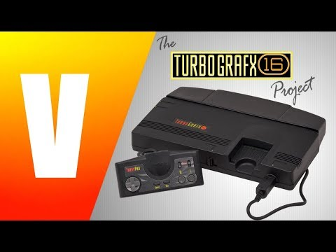 The TurboGrafx-16 / PC Engine / SuperGrafx Project - Compilation V - All Games (US/JP)