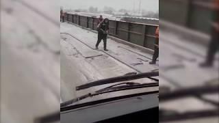 В Находке и Партизанске выпал снег
