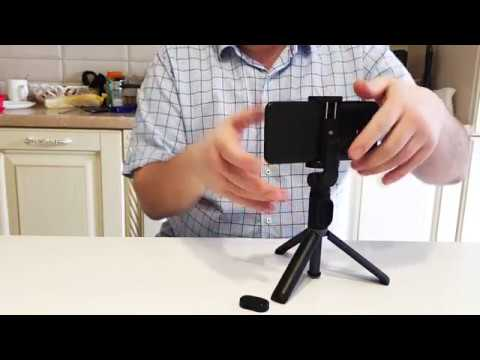 Xiaomi 2 in 1 bluetooth tripod куплено на \
