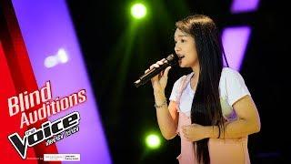 นิสนึง - น้ําตาจระเข้ - Blind Auditions - The Voice Thailand 2018 - 24 Dec 2018