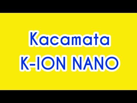 Nissa sabyan | kacamata k-ion nano