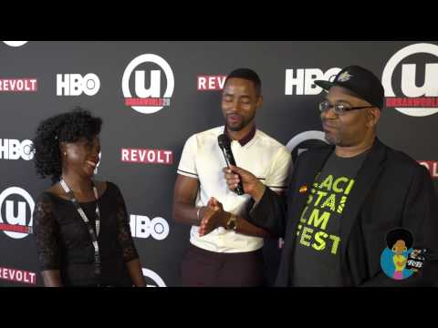 Leila Djansi & Jay Ellis - Like Cotton Twines (Urbanworld 2016 Interview)