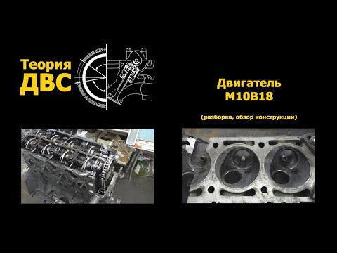 Фото к видео: BMW Секреты баварской легенды: Двигатель M10B18 (разборка, обзор конструкции)