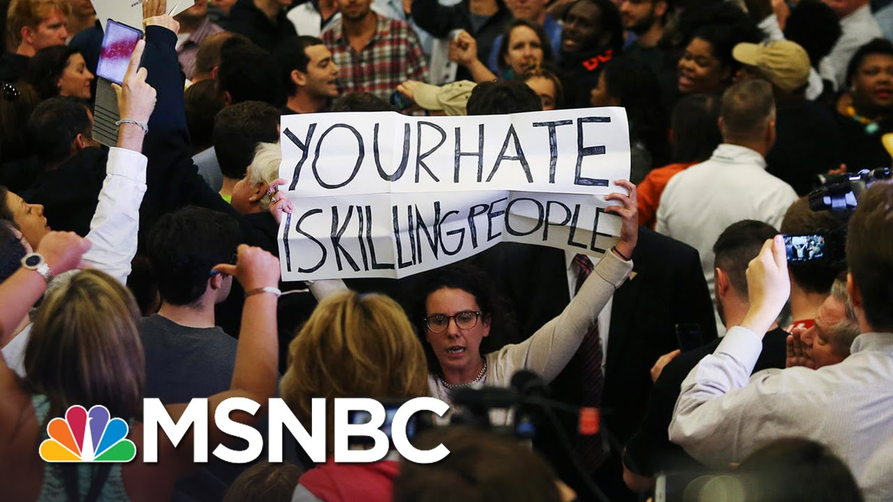 7 Days of Genius: Political Genius Of Donald Trump | MSNBC thumbnail