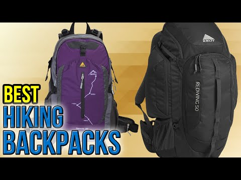 10 Best Hiking Backpacks 2017