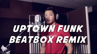 Uptown Funk (BEATBOX REMIX BY SHAWN LEE)