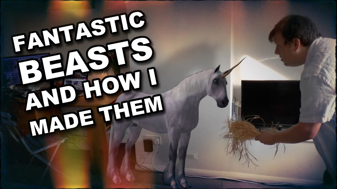 Fantastic Beasts And How I Made Them