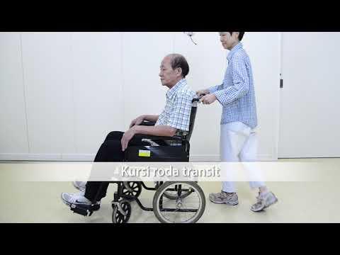 影片: Pengantar tentang Berbagai Jenis Kursi Roda