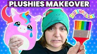 Plushie Makeover: First Time Custom Moriah Elizabeth Collab.