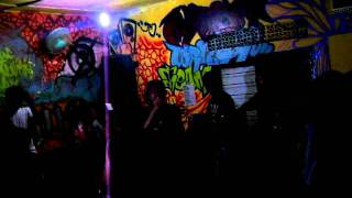 STRAIGHT TODAY - Young Until I Die (Cover 7Seconds)|First gigs @Mr.J Music Studio,Sukabumi