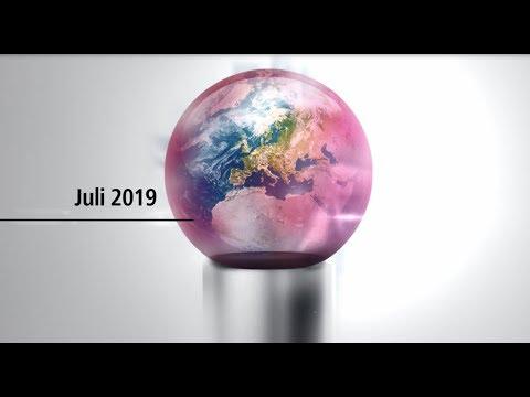 Welt der Präzision // Juli 2019