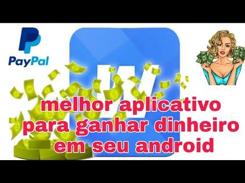 WHAFF - Melhor Jeito de Ganhar Dinheiro na Internet Android Paypal