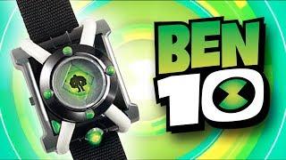 Ben 10 Reboot DELUXE OMNITRIX UNBOXING!!!