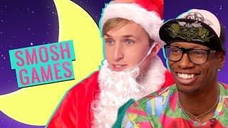 NETFLIX AND CHILL: CHRISTMAS EDITION W/ SMOSH GAMES