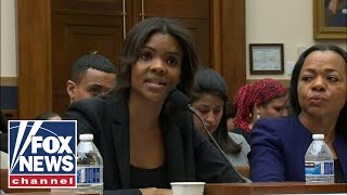 Candace Owens accuses Democrat of distorting her comments