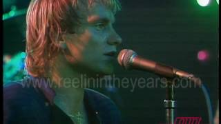 "The Police  ""I Can't Stand Losing You"" On Countdown 1979"